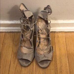 Vince Camuto 9.5 heel sandals